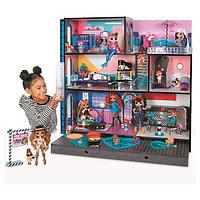 Большой дом LOL Surprise Stage с куклой OMG 85 сюрпризов