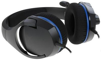 Наушники-гарнитура игровые HyperX HX-HSCSC-BK Cloud Stinger Core, черный+синий