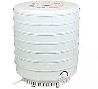 Электросушилка Ветерок-2 6 поддонов (электросушилка 6 белых поддонов 39 см + поддон для пастилы)