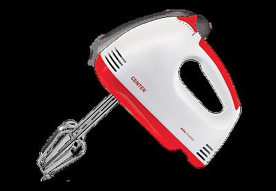 Миксер Centek CT-1111 RED (белый/красный)