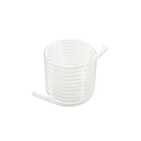 Трубка дренажная силиконовая, внутренний диаметр 8.0 мм, внешний диаметр 12.0 мм