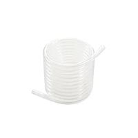 Трубка дренажная силиконовая, внутренний диаметр 10.0 мм, внешний диаметр 14.0 мм