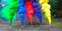 Цветной дым набор из 5 штук