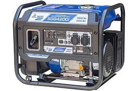 Бензогенератор инверторный TSS SGG 4200i