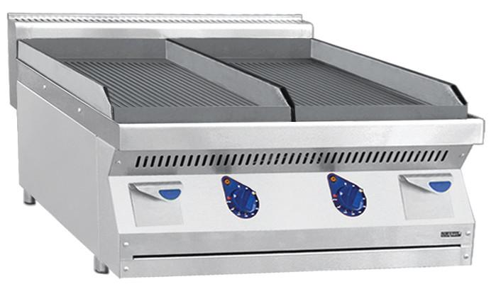 Аппарат контактной обработки Abat АКО-80/2Н-Ч-02 (рифленая поверхность)