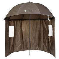 Зонт с тентом NISUS, d-2,4м, прямой