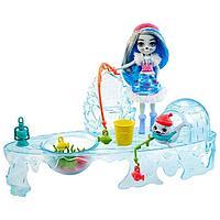 Игровой набор «Снежная долина. Рыбалка на льду»