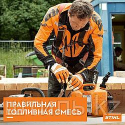 Как разбавлять масло с бензином для инструмента Stihl