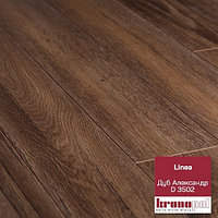Ламинат Kronopol Flooring LINEA Plus 3502 Дуб Александрийский  32класс/8мм, фаска (узкая доска), фото 1