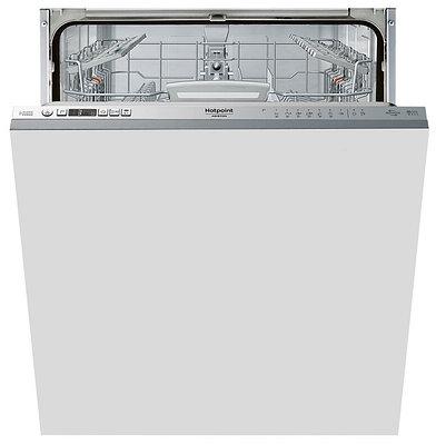 Встраиваемая посудомоечная машина Hotpoint-Ariston HIO 3T132 WO