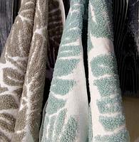 Полотенце для рук с листьями, фото 3