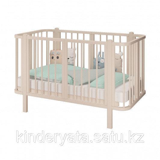 Кроватка детская «Оливия» Можгинский лесокомбинат сл. кость