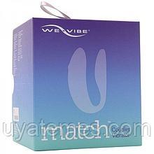 WE-VIBE Match Вибратор для пар голубой
