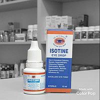 Айсотин, глазные капли, (Isotine) Jagat Pharma, 10 мл