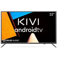 Телевизор KIVI 32H710KB HD Smart серый