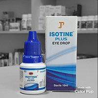 Айсотин-плюс, глазные капли, (Isotine plus) Jagat Pharma, 10 мл
