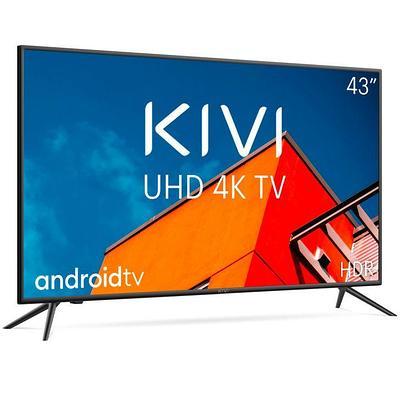 Телевизор KIVI 43U710KB Smart 4K UHD черный