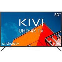 Телевизор KIVI 50U710KB Smart 4K UHD черный