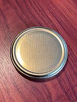 Крышка Золотая 82 дм для консервирование