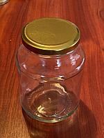 Крышка Золотая 66 дм для консервирование