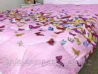 Одеяло бабочка  KENZO 150х200, фото 3