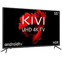 Телевизор KIVI 55U710KB Smart 4K UHD черный