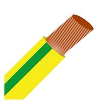 ПВ1-50 0,45 кВ (ПВ2 50) желто-зеленый ГОСТ
