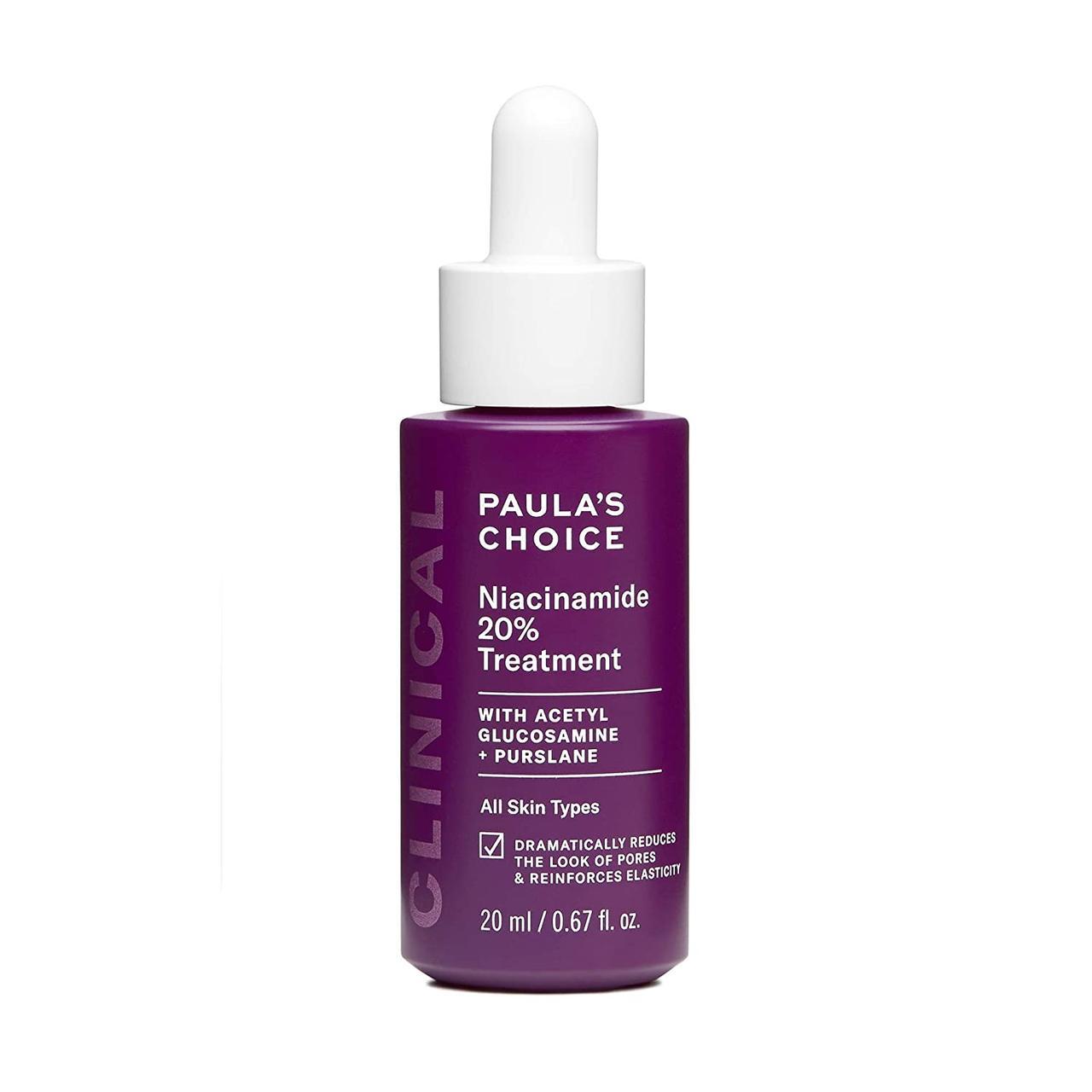 Сыворотка Paula's Choice 20% Niacinamide Treatment