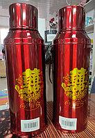 Термос со стеклянной колбой 2 литра