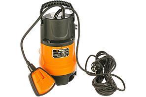 Дренажный насос ВИХРЬ ДН-550 550Вт 10020л/ч диаметр частиц 35 мм мах. высота 8м грязная вода