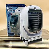 Переносной 2в1. Мини - кондиционер охладитель увлажнитель  воздуха., фото 4