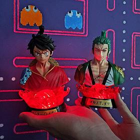 Бюст-светильники по One Piece