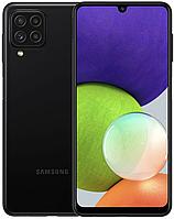 Смартфон Samsung Galaxy A22 64Gb Черный
