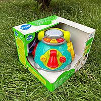 Детская интерактивная игрушка караоке Hola