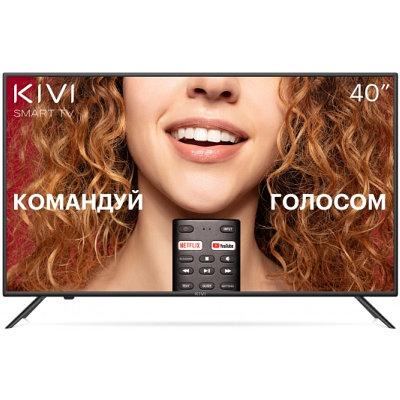 Телевизор LED KIVI 40 F 710KB (Smart) серый