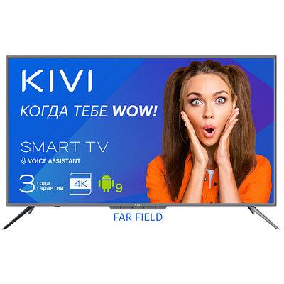Телевизор LED KIVI 40 F 730GR (Smart) серый