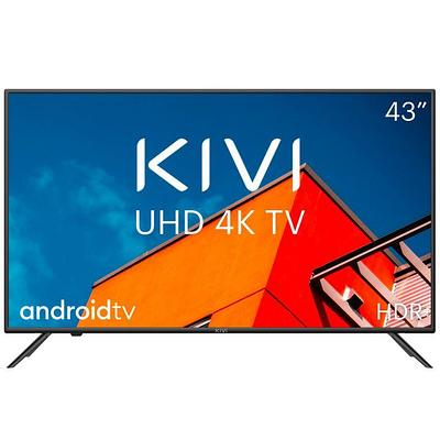 Телевизор LED KIVI 43 U 710KB серый