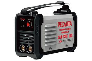 Сварочный аппарат РЕСАНТА САИ-220Т LUX 140-260В 10-220А 1-5мм ПН-70%