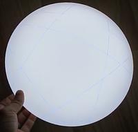 Светильник Led настенно-потолочный «Контур» 15Вт НБП-Р-1 6000К «Полусфера» (215*80, основание185мм) Tango