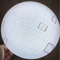 Светильник Led настенно-потолочный «Модерн» 15Вт НБП-Р-1 6000К «Полусфера» (215*80, основание185мм) Tango