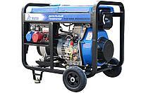 Дизельный генератор TSS SDG 7000EH3UA, фото 1