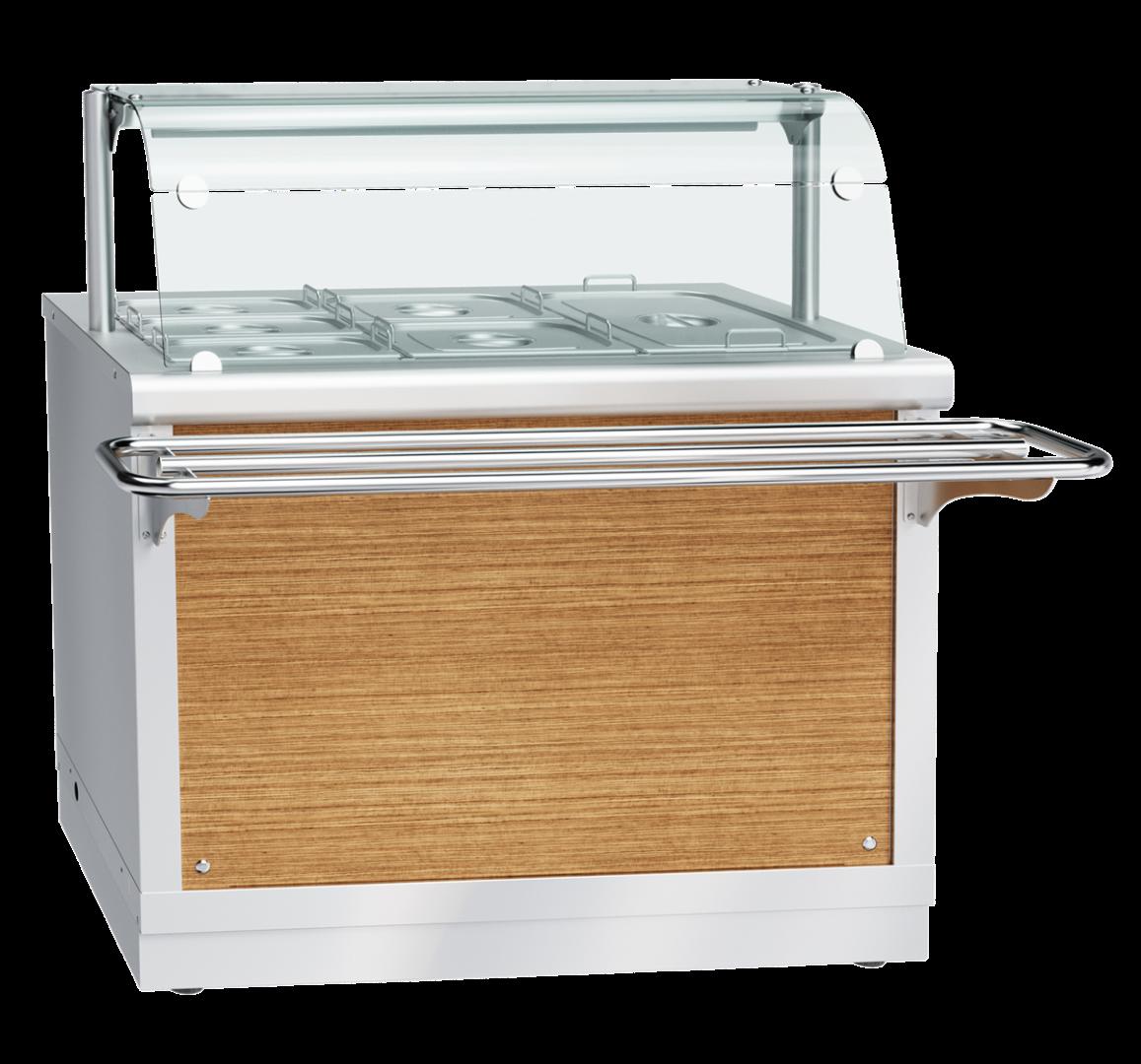 Электрический мармит кухонный Abat ЭМК-70Х