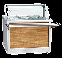 Электрический мармит кухонный Abat ЭМК-70Х, фото 1