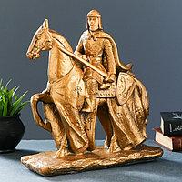 """Фигура """"Рыцарь на коне"""" 14х33х37см"""