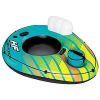 Круг надувной для плавания Alpine, 169 x 137 см, сумка-холодильник, 43398 Bestway