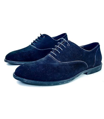 Замшевые мужские туфли 41
