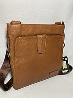 """Мужская сумка-мессенджер через плечо""""Bond Non"""".Высота 25 см, ширина 23 см, глубина 4 см., фото 1"""