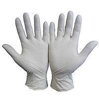 Смотровые перчатки стерильные латекс