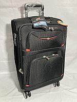 """Маленький дорожный чемодан на 4-х колесах"""" WEMGE SABRE"""". Высота 58 см, ширина 35 см, глубина 25 см., фото 1"""