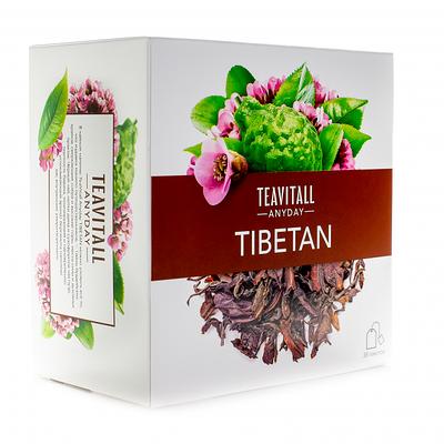 """Чайный напиток ежедневный TeaVitall Тибет Anyday """"Tibetan"""" (Алтай)"""